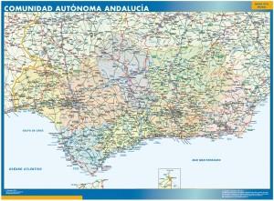 andalucia provincias