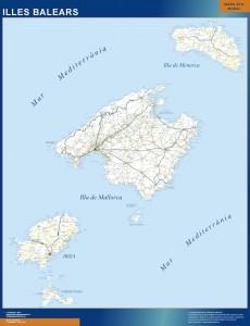 illes balears carreteras