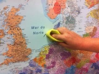 mapa para borrar