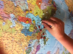 mapa para imanes
