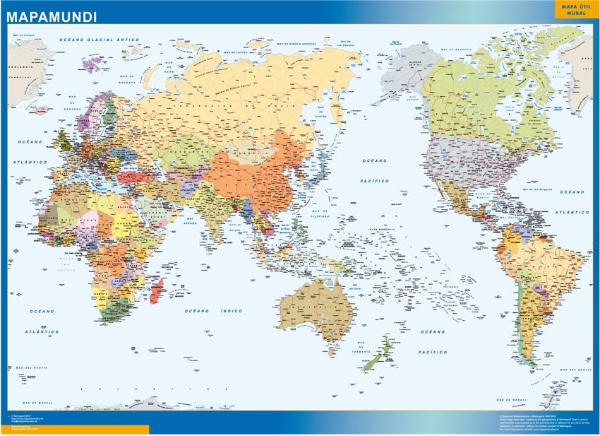 china mapa mundi Mapa mundo centrado en China Pacifico | Murales Posters Pared china mapa mundi