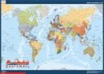 Mapamundi. Industria Pesquera