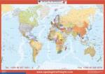 Mapamundi. Sector Aéreo África