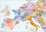 Europa Códigos Postales. Polonia