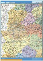 Mapa Zona España. Construcción