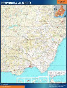 carreteras almeria