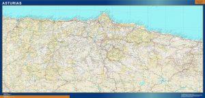 carreteras asturias