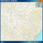 Carreteras Teruel