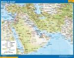 Nuevo Mapa Oriente Medio