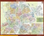 Mapa Madrid Personalizado