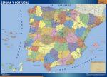 Mapa España Gigante