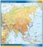 Mapa de Asia Politico