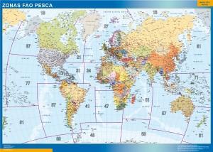 zonas pesca mundo