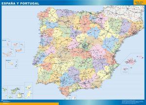 carreteras mapa espana