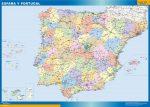 Mapa España Magnético