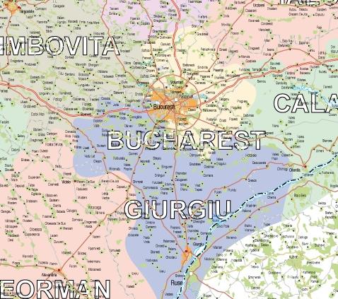 carreteras rumania
