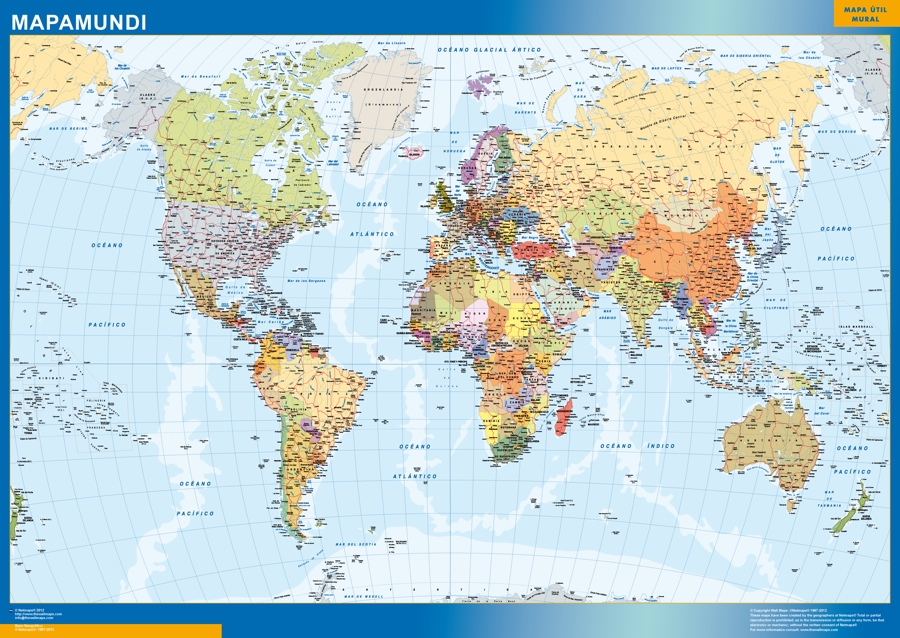 mapamundi grande