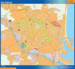 Mapas Valencia