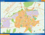 Mapa Vitoria Gasteiz