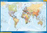 Mapa Magnético Mundo