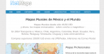 Mapas Murales para Latinoamérica