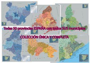 Municipios espana