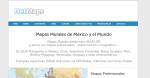 Tienda de Mapas Mexico