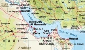 capitales paises golfo