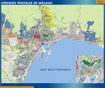 Mapas de Málaga