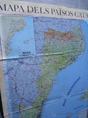mapa paisos catalans