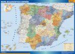 Mapa Diócesis España