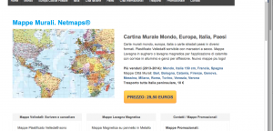 Mappe Murali Italia