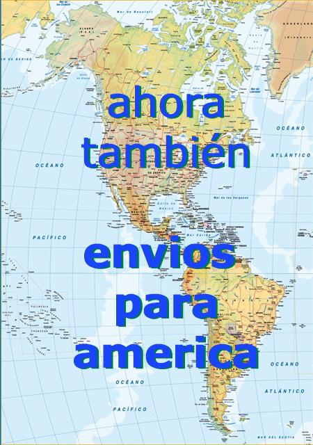 mapas para America