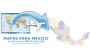 tienda mapas mexico