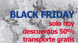 black friday mapas