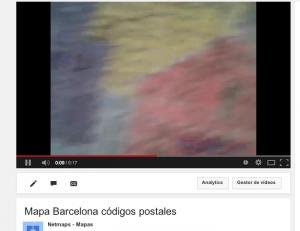 Video Mapas