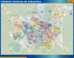 Códigos Postales Zaragoza