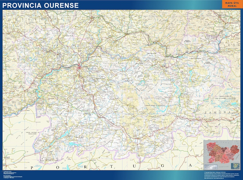Provincia Orense