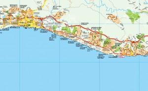 Costa Sol Mapa
