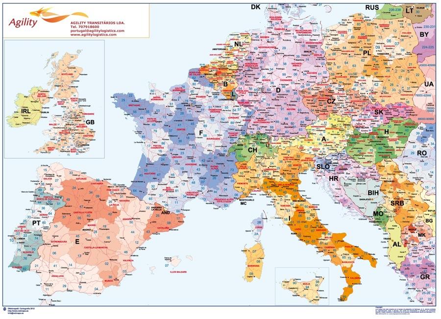 Europa Escritorio CP