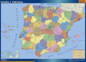 Comprar mapa España Grande