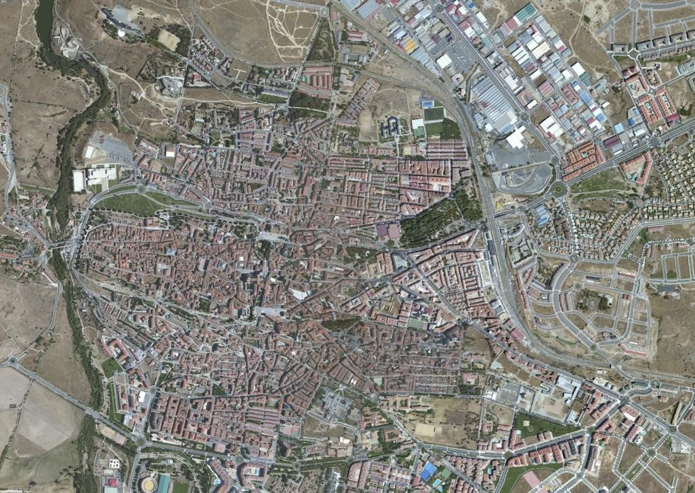 Avila Foto Satelite
