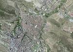 Caceres Foto Satelite