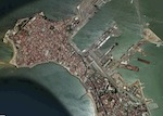 Cadiz Foto Satelite