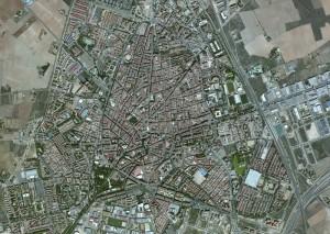 Ciudad Real Foto Aerea