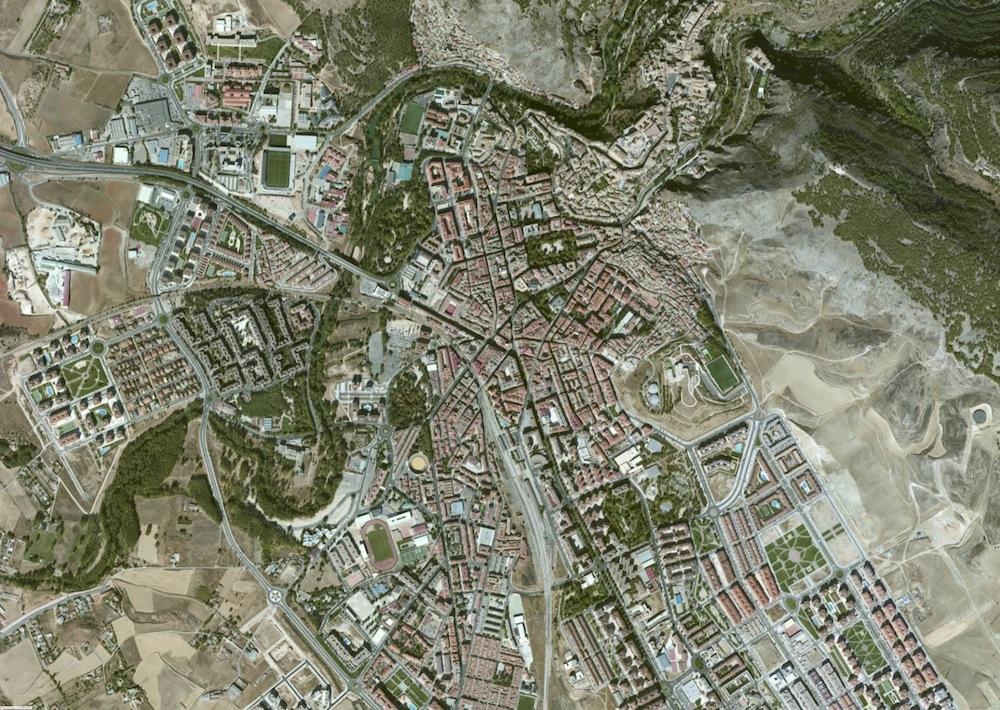 Cuenca Foto Aerea