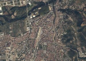 Girona Foto Aerea
