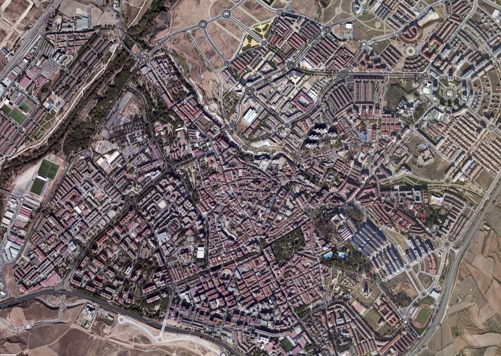 Guadalajara Foto Satelite