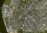 Huelva Foto Satelite