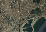 Malaga Foto Satelite